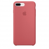 Чехол Apple Silicone Case для iPhone 7 Plus/8 Plus Camellia OEM