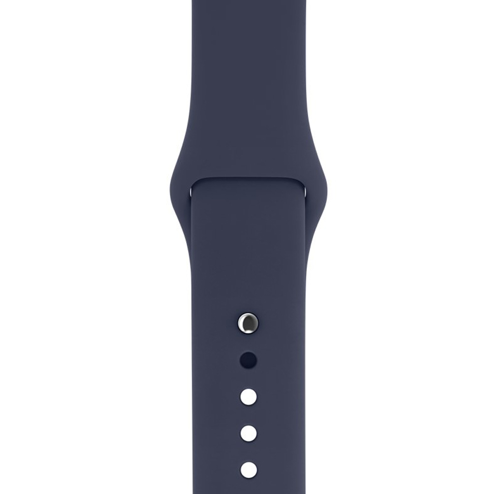 Ремешок Sport Band для Apple Watch 42mm Midnight Blue (M-L size)
