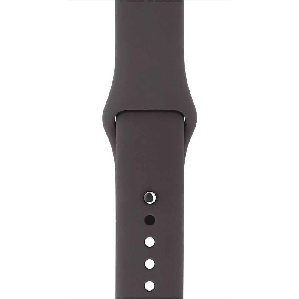 Ремешок Sport Band для Apple Watch 42mm Cocoa (S-M size)