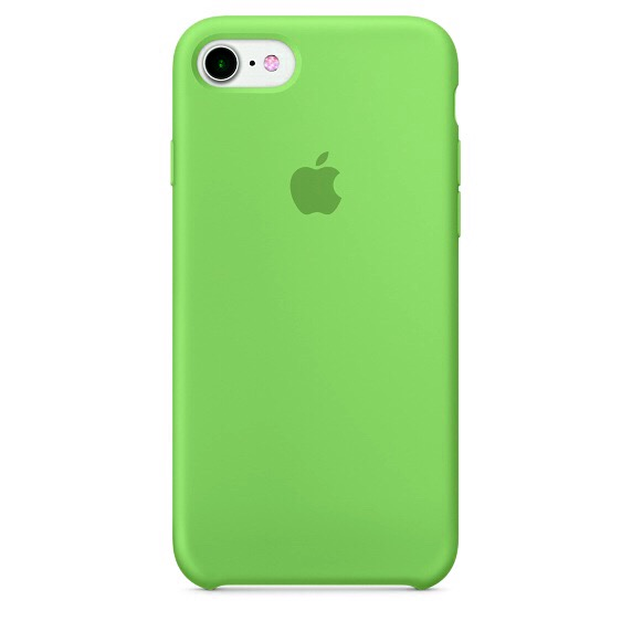 Чехол Apple Silicone case (copy) для iPhone 5/5s/SE Grass Green