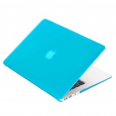 Чехол Upex Crystal для Macbook Air 13.3 Light Blue
