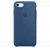 Чехол Apple Silicone Case для iPhone 7/8 Ocean Blue OEM