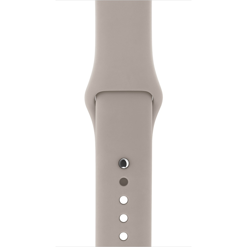 Ремешок Sport Band для Apple Watch 38mm Pebble (S-M size)