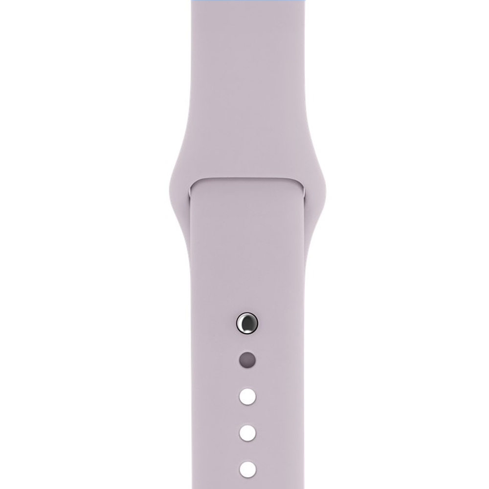 Ремешок Sport Band для Apple Watch 38mm Lavender (M-L size)