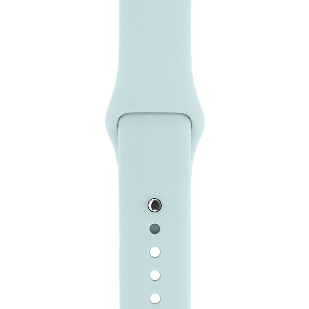 Ремешок Sport Band для Apple Watch 38mm Turquoise (S-M size)