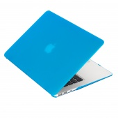 Чехол Upex Matte для Macbook Air 13.3 Light Blue