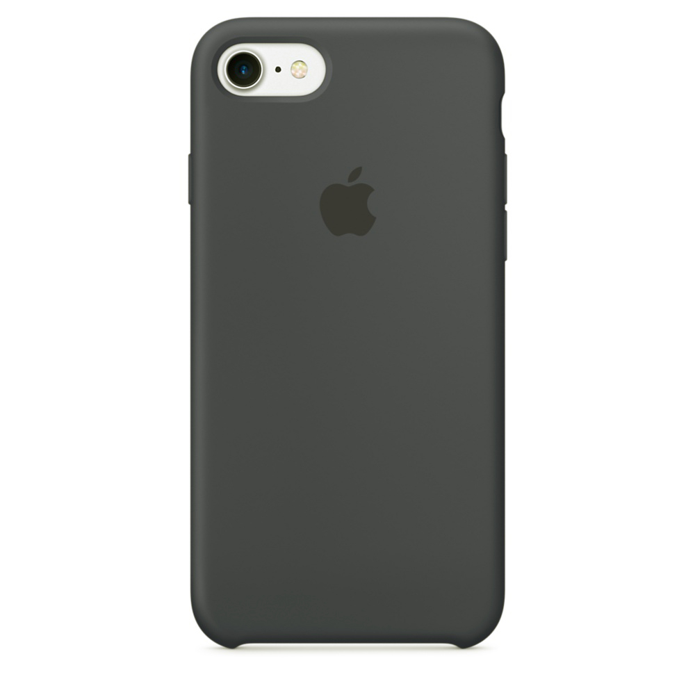 Чехол Apple Silicone case (copy) для iPhone 5/5s/SE Charcoal Gray