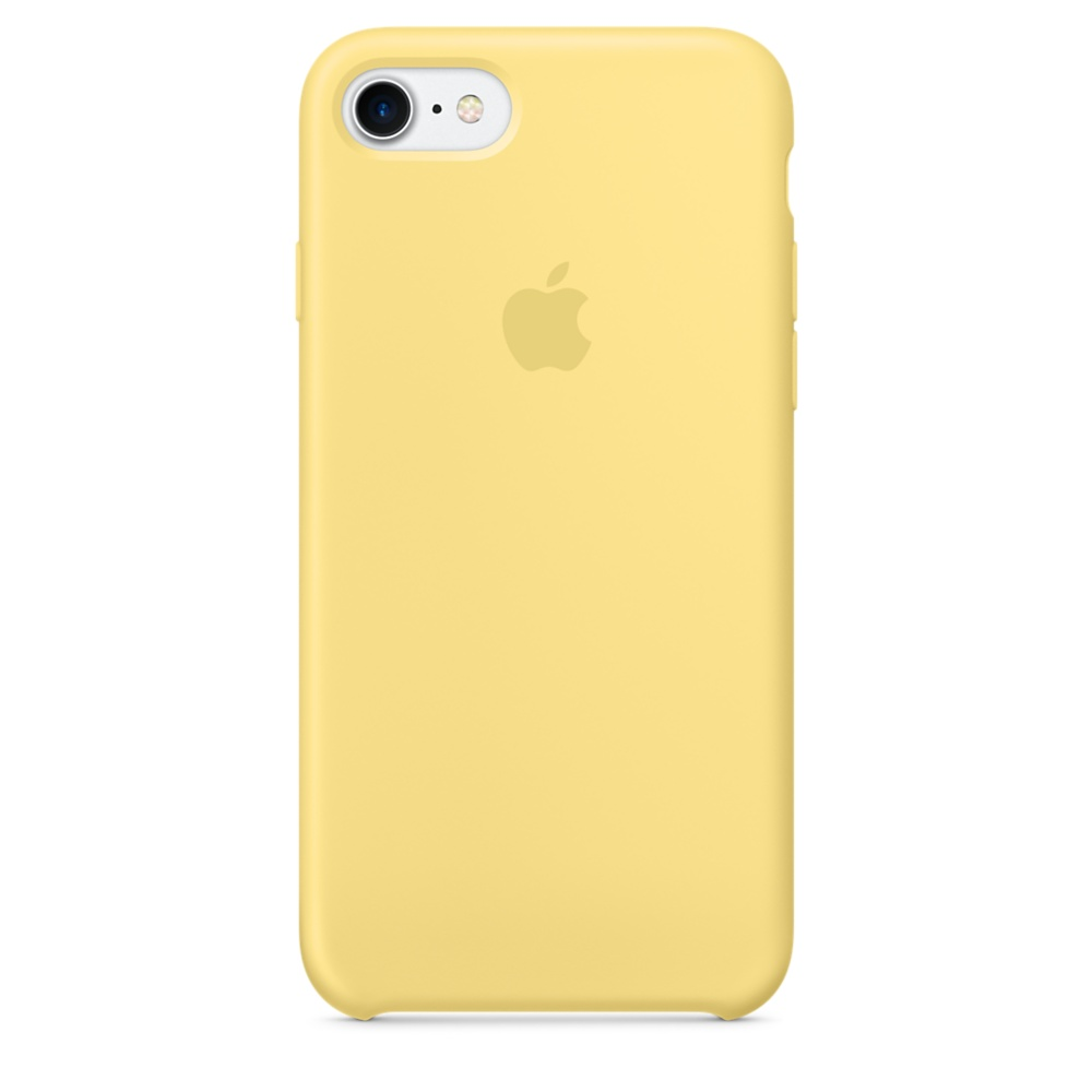 Чехол Apple Silicone case (copy) для iPhone 5/5s/SE Pollen