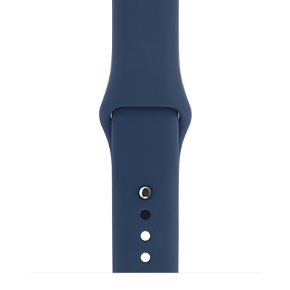Ремешок Sport Band для Apple Watch 38mm Blue Cobalt (S-M size)
