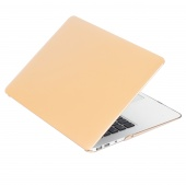 Чехол Upex Metallic для Macbook Air 13.3 Gold