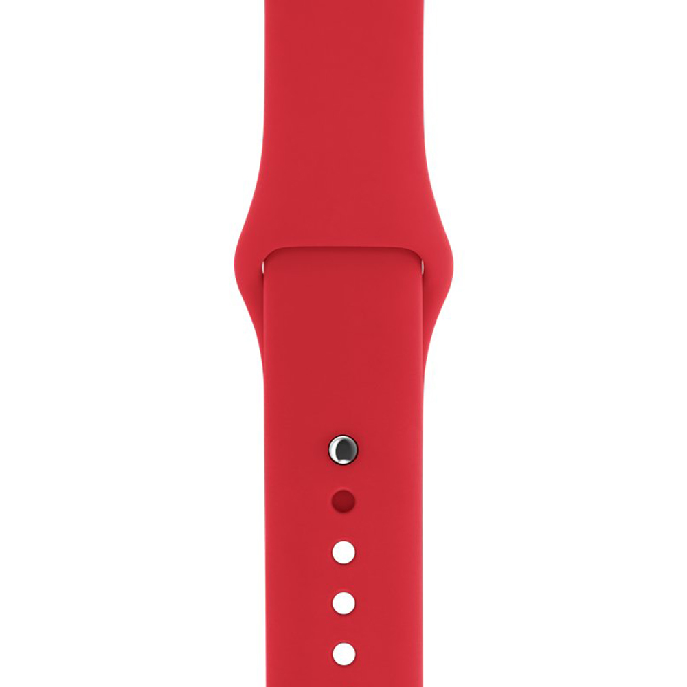 Ремешок Sport Band для Apple Watch 38mm Product Red (S-M size)