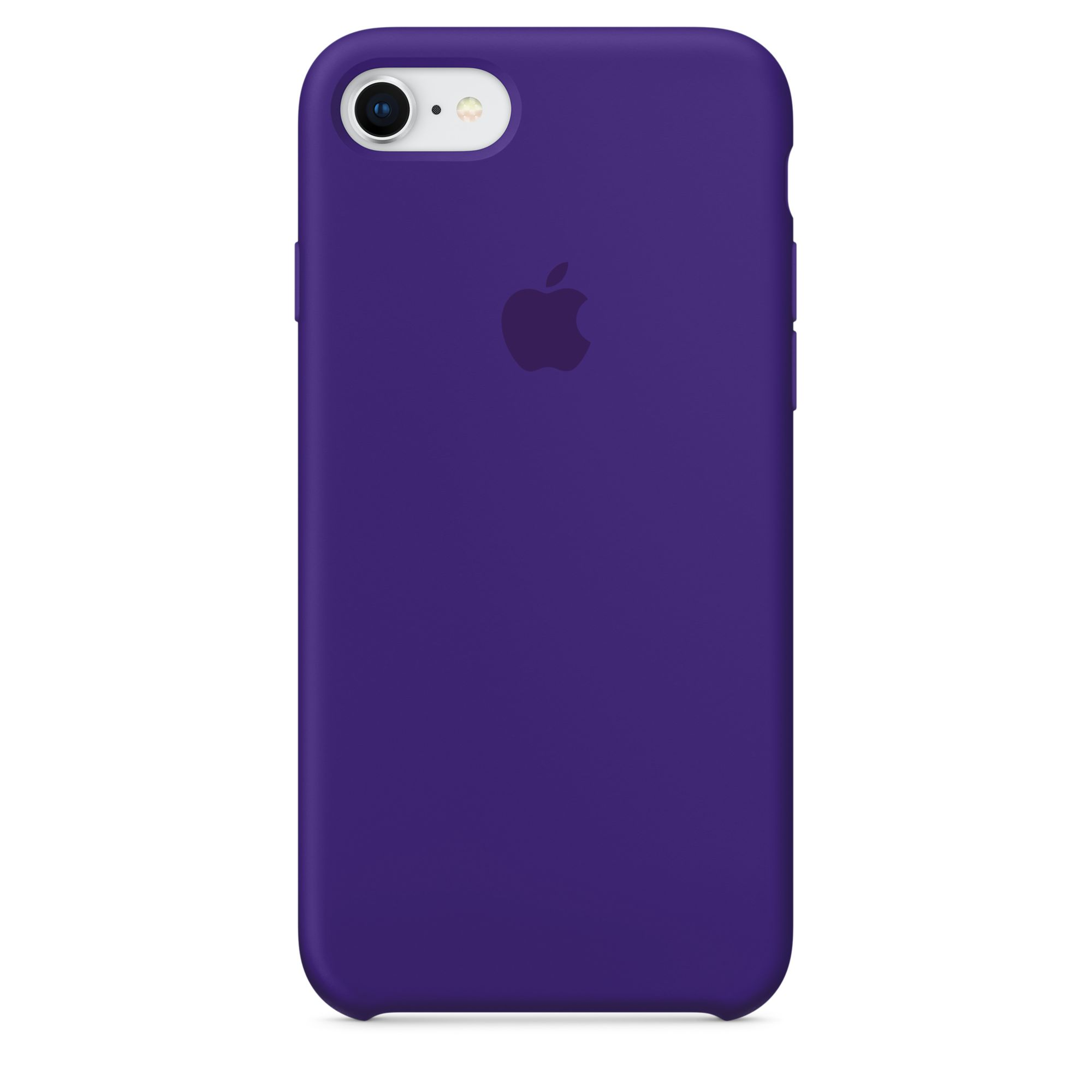 Чехол Apple Silicone case (copy) для iPhone 5/5s/SE Ultra Violet