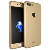 Чехол для iPhone 7 Plus iPaky 360 Golden