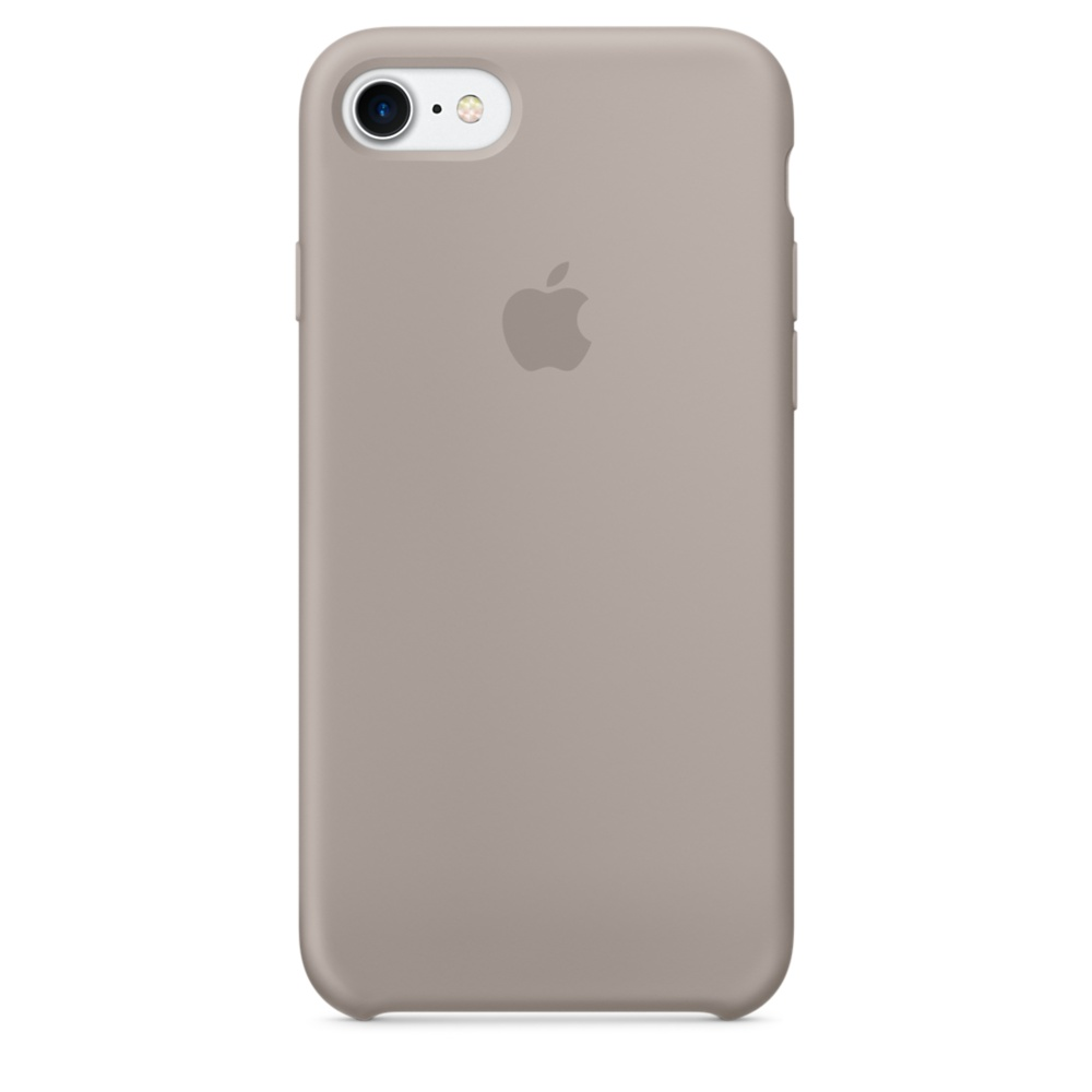 Чехол Apple Silicone case (copy) для iPhone 5/5s/SE Pebble