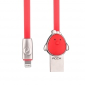 Кабель ROCK Cock Lightning Cable 1m