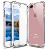 Чехол ROCK Fence series для Apple iPhone 7 Plus/8 Plus Transparent