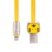 Кабель ROCK Tiger Lightning Cable 1m