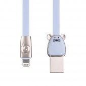 Кабель ROCK Rat Lightning Cable 1m